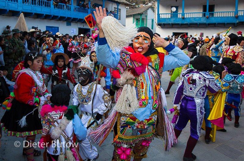 Peru -Paucartambo Festival Virgen del Carmen-34
