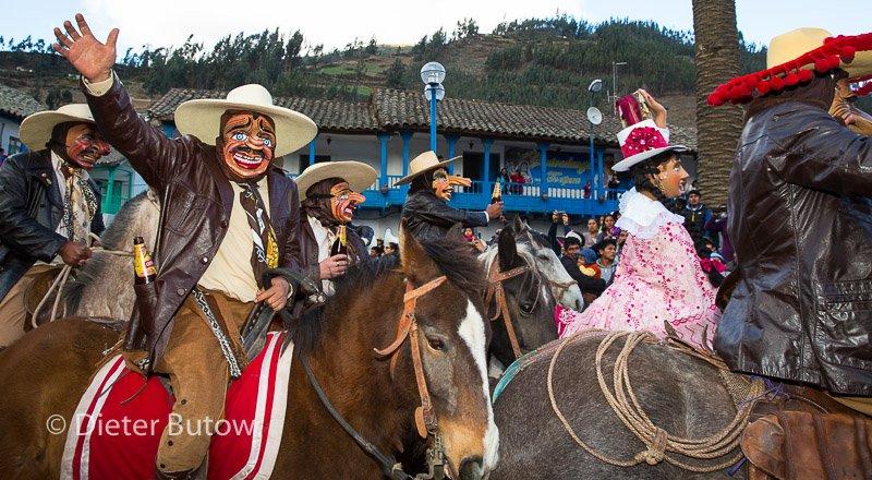 Peru -Paucartambo Festival Virgen del Carmen-39