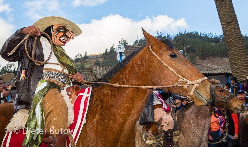 Peru -Paucartambo Festival Virgen del Carmen-40