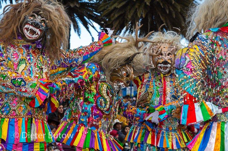 Peru -Paucartambo Festival Virgen del Carmen-46