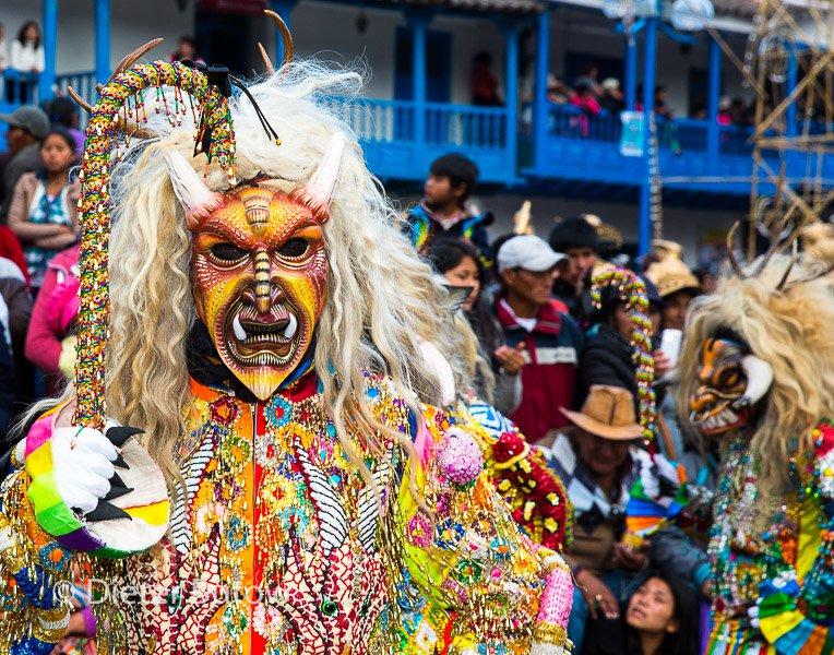 Peru -Paucartambo Festival Virgen del Carmen-48