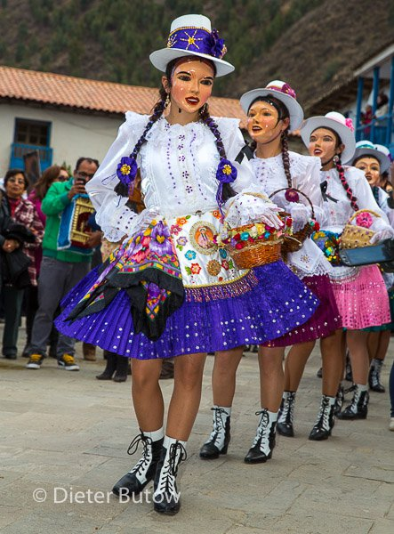 Peru -Paucartambo Festival Virgen del Carmen-49