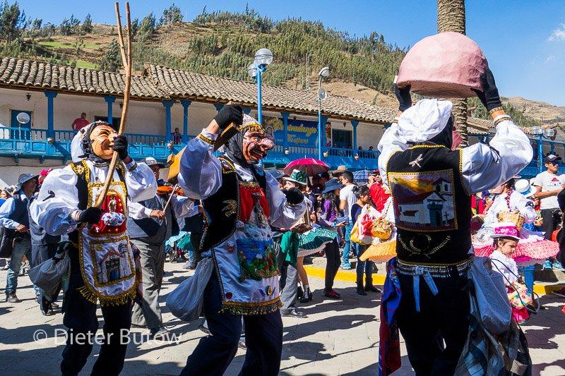 Peru -Paucartambo Festival Virgen del Carmen-5
