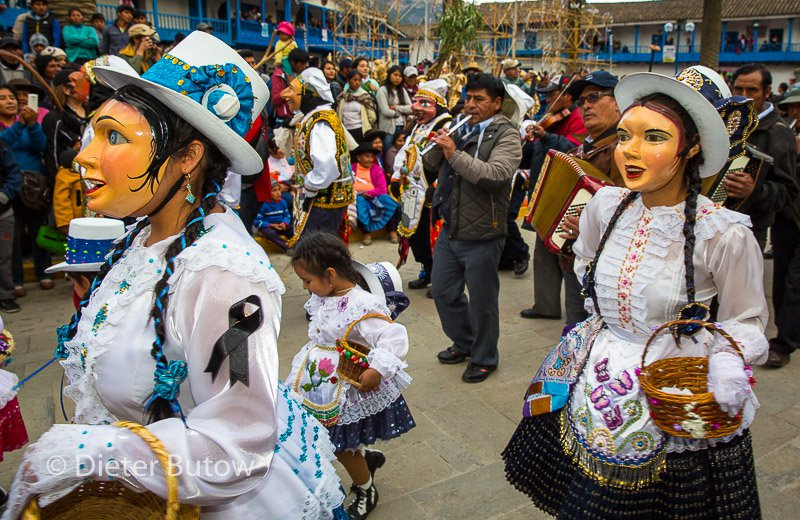 Peru -Paucartambo Festival Virgen del Carmen-50