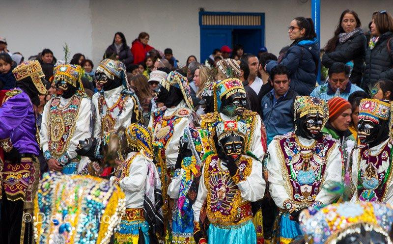 Peru -Paucartambo Festival Virgen del Carmen-54