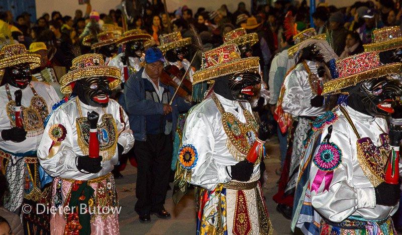 Peru -Paucartambo Festival Virgen del Carmen-60