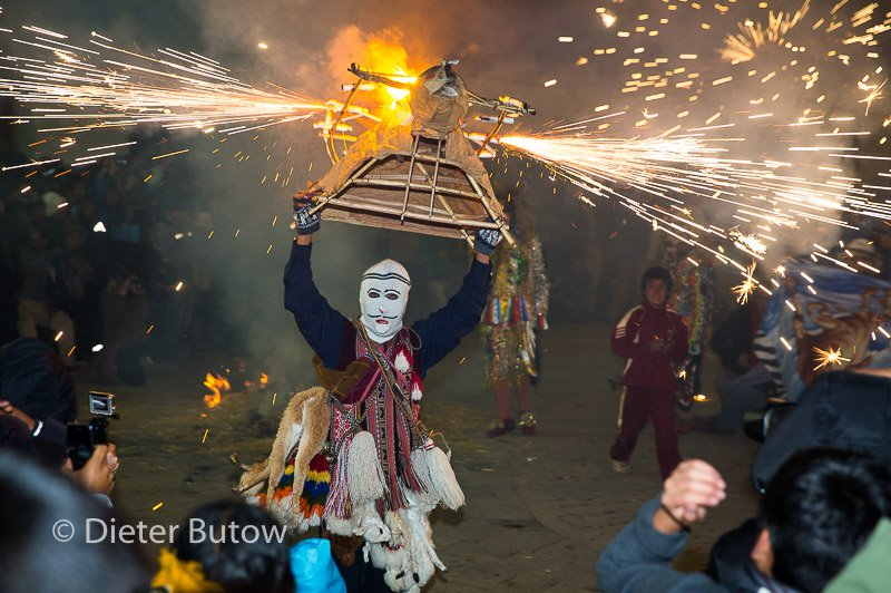Peru -Paucartambo Festival Virgen del Carmen-66
