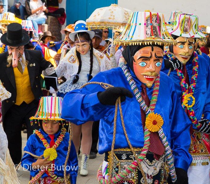 Peru -Paucartambo Festival Virgen del Carmen-77