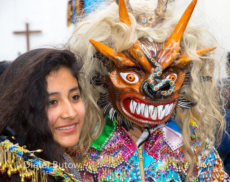 Peru -Paucartambo Festival Virgen del Carmen-82