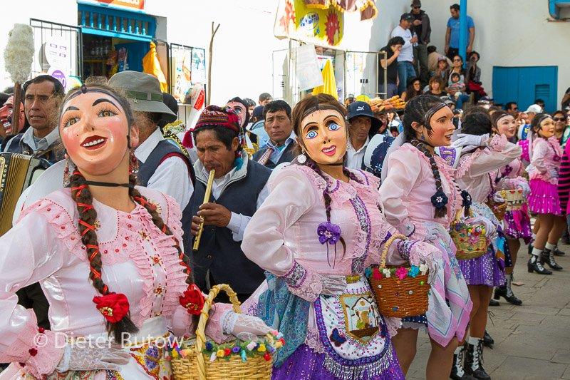 Peru -Paucartambo Festival Virgen del Carmen-86