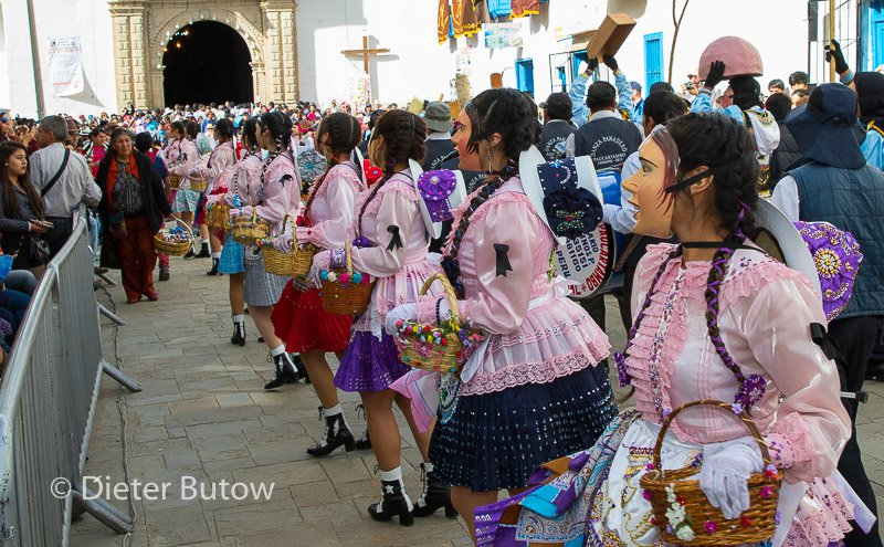 Peru -Paucartambo Festival Virgen del Carmen-87