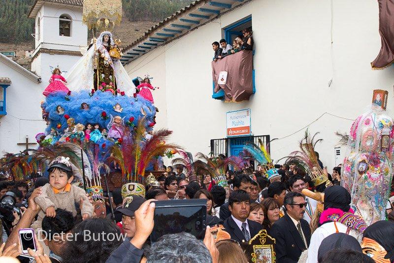 Peru -Paucartambo Festival Virgen del Carmen-94