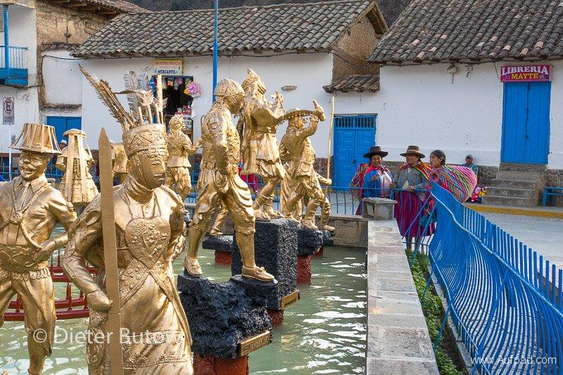 Peru -Paucartambo Festival Virgen del Carmen-2