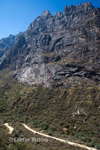 Peru Parque Huascaran Llanganuco Sector-103