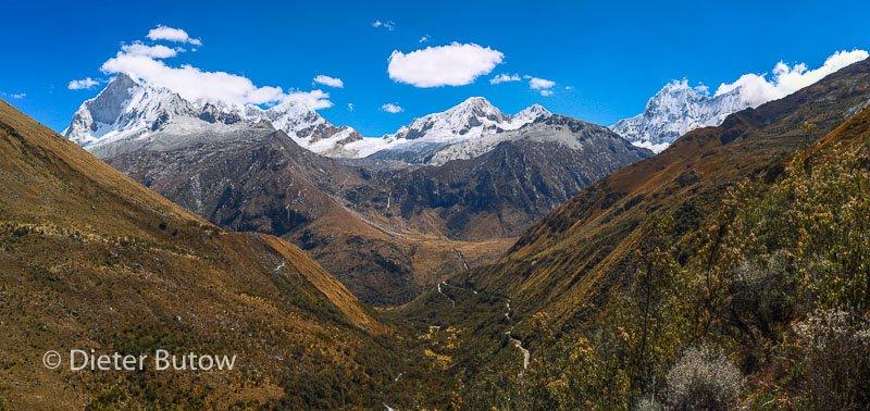 Peru Parque Huascaran Llanganuco Sector-107