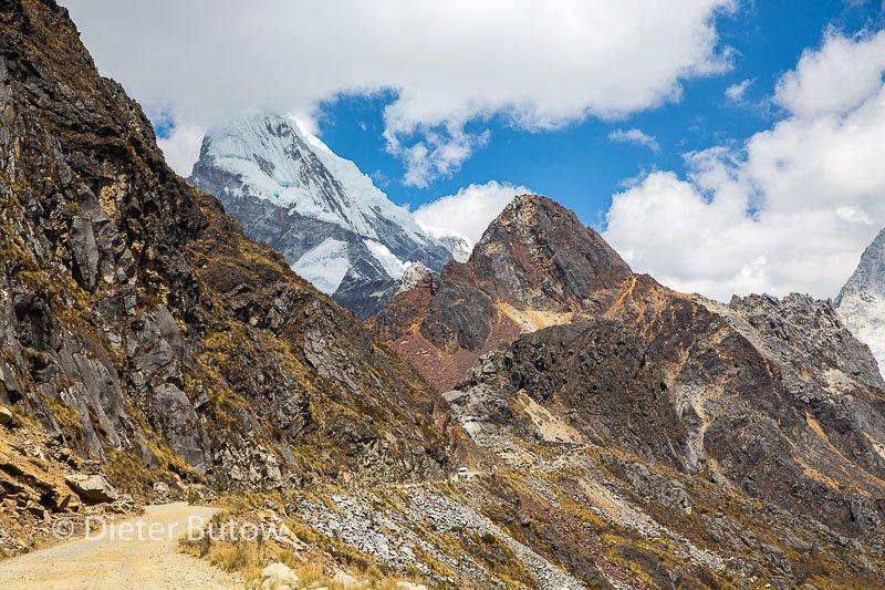 Peru Parque Huascaran Llanganuco Sector-111