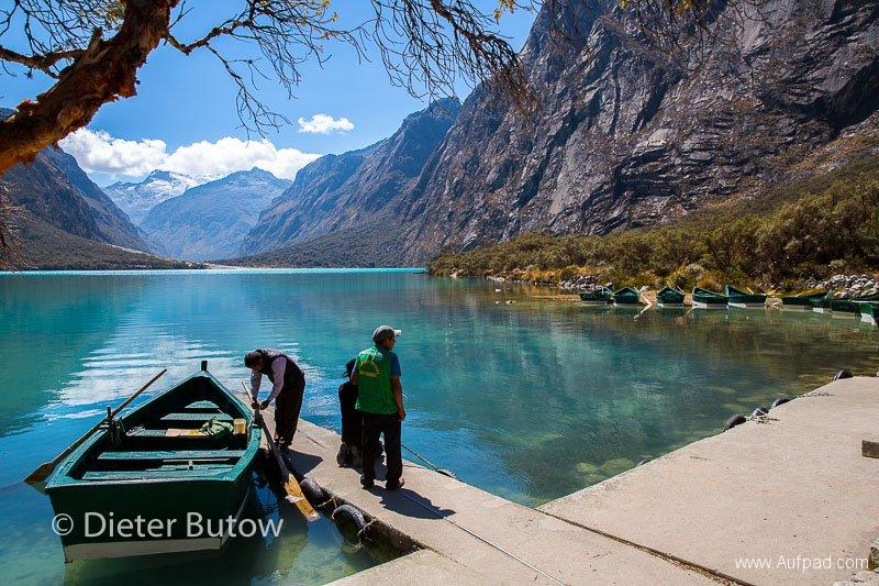 Peru Parque Huascaran Llanganuco Sector-105
