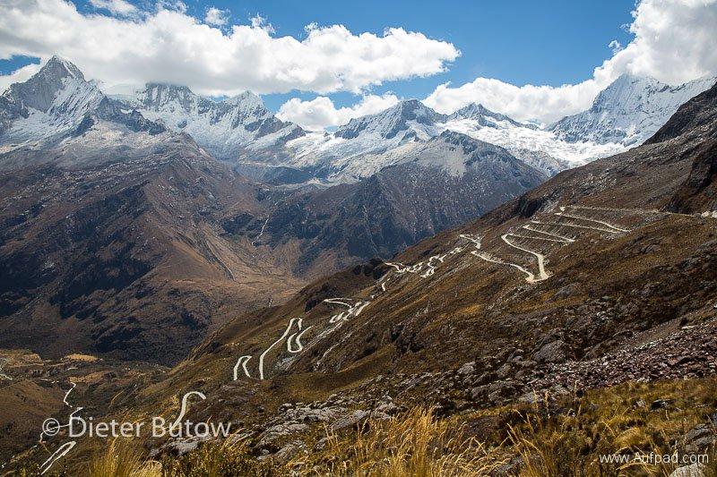 Peru Parque Huascaran Llanganuco Sector-112