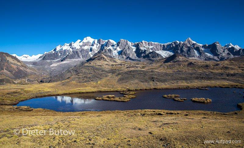 Peru - Lago Sandoval-100